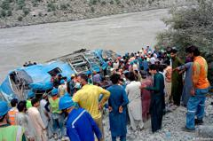 巴士爆炸中國人傷亡 巴基斯坦:屬自殺炸彈攻擊