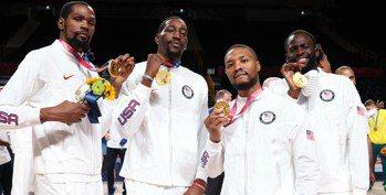 美男籃奧運奪金獎金多少? 僅NBA球星年薪「零頭」