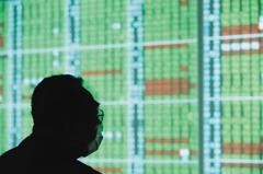 台股半年線失守收跌123.34點 三大法人賣超7.69億
