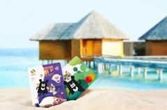 帛琉泡泡2.0正夯 兆豐銀推旅遊刷卡最高15%回饋
