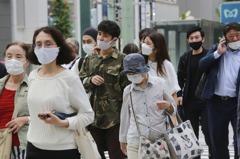 日本東京增5074例 首度連4天增逾5000例