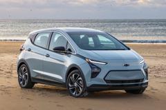 GM擴大召回Chevrolet Bolt EV 電池商LG Chem股價重挫
