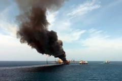 墨西哥石油平台大火釀5死6傷 衝擊墨國石油1/4產量