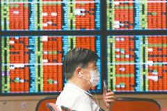 外資賣超台股159.11億 華航遭賣20,472張最多