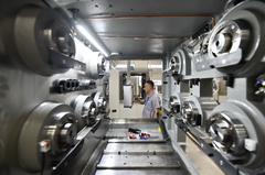 中國大陸7月工業企業利潤升16.4% 汽車通用設備增幅大