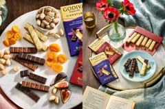 20元「GODIVA巧克力條」全聯也開賣!銅板價吃黑巧克力,獨立包裝超方便