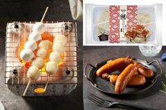 全聯「日式烤麻糬串、原燒米板串」回歸!中秋節烤肉預購優惠48元就有