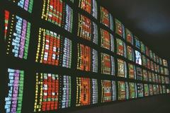 台積電拉尾盤台股收漲93.77點 三大法人買超256.8億