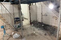 新北室內裝修工人疑未戴手套遭電擊 命危送醫
