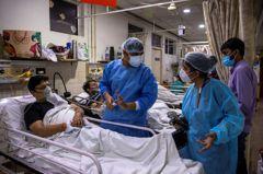 印度病毒致「神秘高燒」引恐慌 至少50死、多為孩童