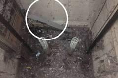 廢棄工廠拆電梯 工人被掉落鐵條爆頭慘死