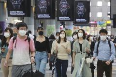日本接種第1劑疫苗人口達61.4% 追上美國水準