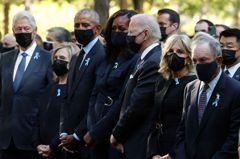 911事件20周年 拜登親訪三個事故現場紀念