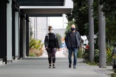紐西蘭大城奧克蘭警戒降級未解封 總理重申將清零