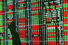 美股開高走低 台股小跌0.88點開在17,434點
