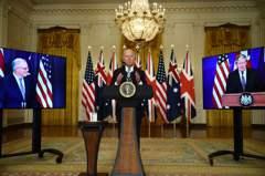 美英澳成立新戰略聯盟 專家:為亞洲帶來大變革