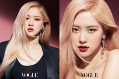 「人間YSL」Rosé人氣太旺狂登雜誌!大紅唇+中空裝再現「澳洲野玫瑰」性感樣貌
