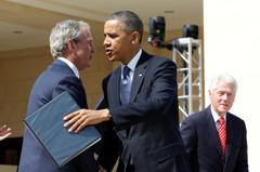 助阿富汗難民落腳 3前總統加入「美國歡迎」團體