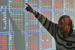 台股跌破萬七關卡 下跌350點收16,925點