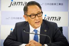豐田章男發出警語 貿然電動化將帶來衝擊