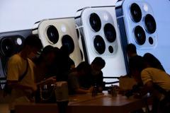 中華電iPhone 13全系列首賣日 這機型最受青睞