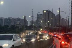 新竹經國大橋每天都塞爆 縣府期改善計畫解決交通瓶頸