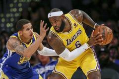 NBA/三巨頭首次聯手 詹姆斯:仍需要時間磨合