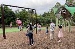 公園盪鞦韆設計時器惹爭議 北市:盼讓每人都能使用到