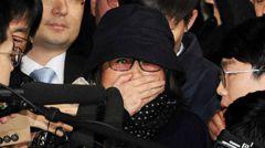 朴槿惠閨密干政全紀錄