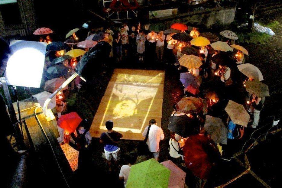 陳文成事件紀念廣場:請原諒我們遲來地想你