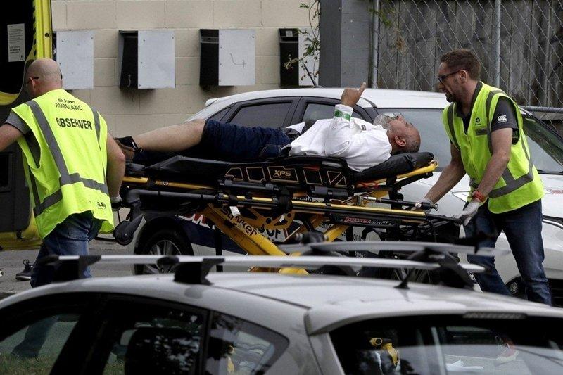 紐西蘭史上最嚴重槍擊:清真寺恐攻兇手落網,已知49死