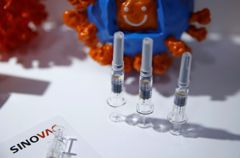 以色列特務帶回中國新冠疫苗 研究其配方