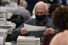喬州3039張選票沒算到賓州高院接受川營上訴