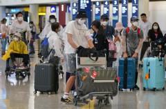 自英抵港隔離增至21天 澳門:中港台人21天內曾出國禁入境