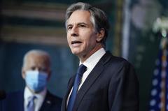 英歐譴責中 美準國務卿:與港人站在一起