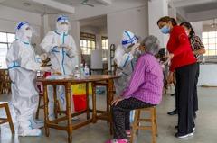 雲南瑞麗爆不停…時隔42天 中國再現疫情高風險地區