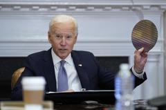 白宮半導體峰會 拜登喊「加大投資」