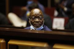 南非前總統涉貪 多次拒出庭囚15月