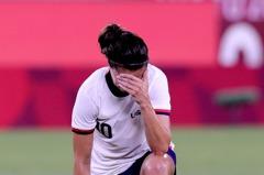 足球/爆冷丟金牌 美國女足隊該交棒了