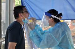 本土確診35例 南京疫情蔓延5省