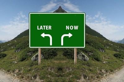 「拖延」不是病,是人性!!通往「完成」之路的必要儀式!