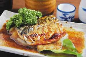 鯖魚(煎)