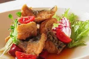 鯖魚(醃製)