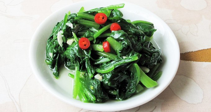 青菜這樣煮… 營養素不流失 報系資料照