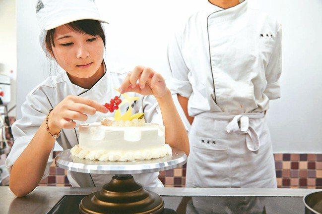 二○一三年,台灣的大學畢業生失業率也達總體失業率的兩倍。 本報資料照片