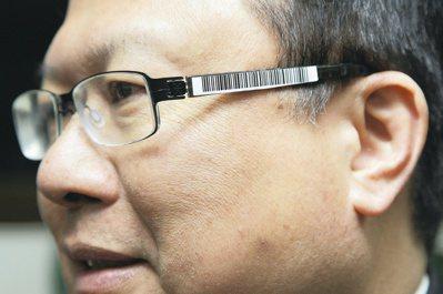 財政部財政資訊中心主任蘇俊榮。