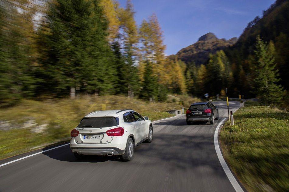 全新一代M-Benz new GLA