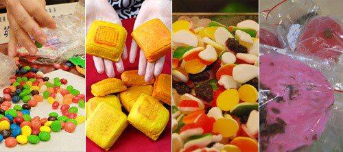 面對色彩鮮豔的食物,小心吃下色素!圖╱聯合報系資料照片
