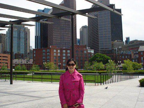 波士頓昆西市場附近拆掉高架高速公路變成公園,增加都市居民到昆西市場及北區休閒遊憩...