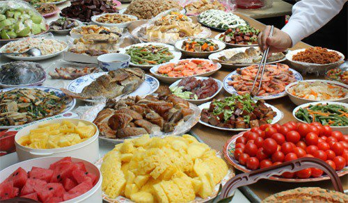 家常菜豐富的情感意義,哪裡有山珍海味可以取代,食不安心,令人心痛!圖╱聯合報系資...